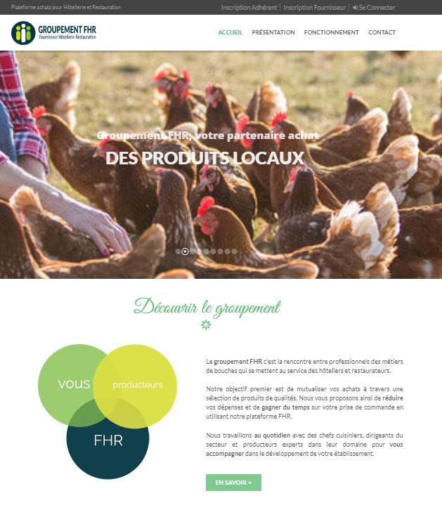 Groupement Achats FHR
