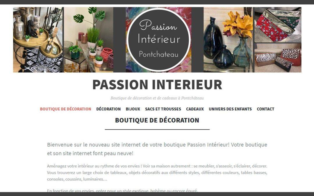 Passion Intérieur – Boutique de décoration